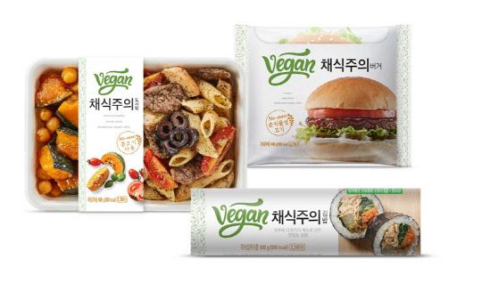 순식물성 고기 든 간편식으로 채식주의자 입맛 사로잡는 CU